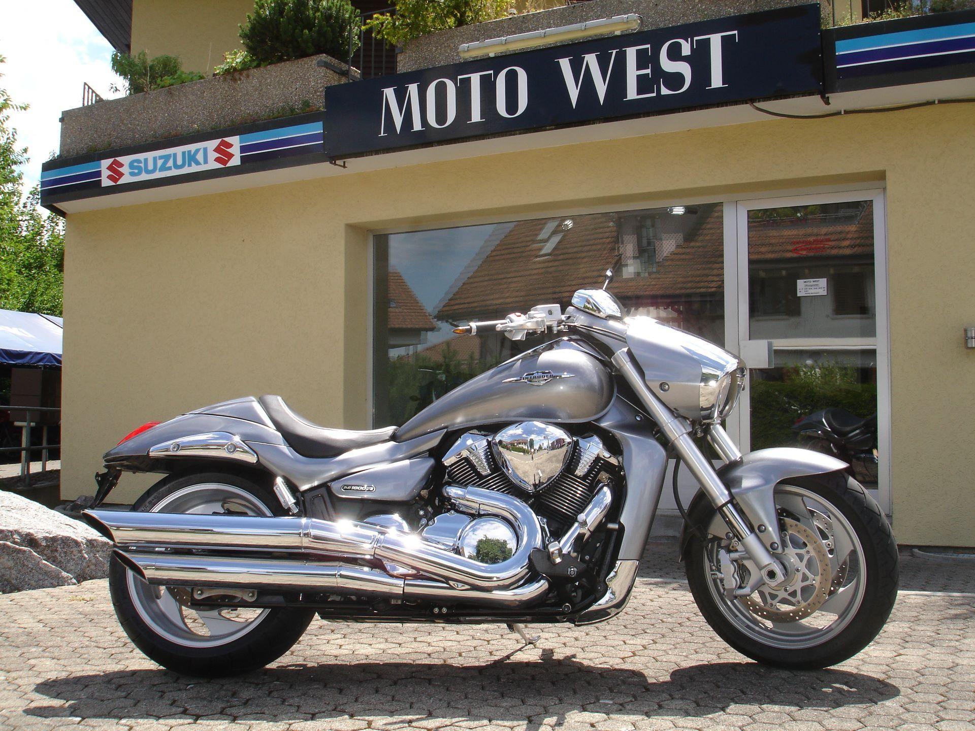 motorrad occasion kaufen suzuki m 1800 r intruder moto west waltenschwil. Black Bedroom Furniture Sets. Home Design Ideas