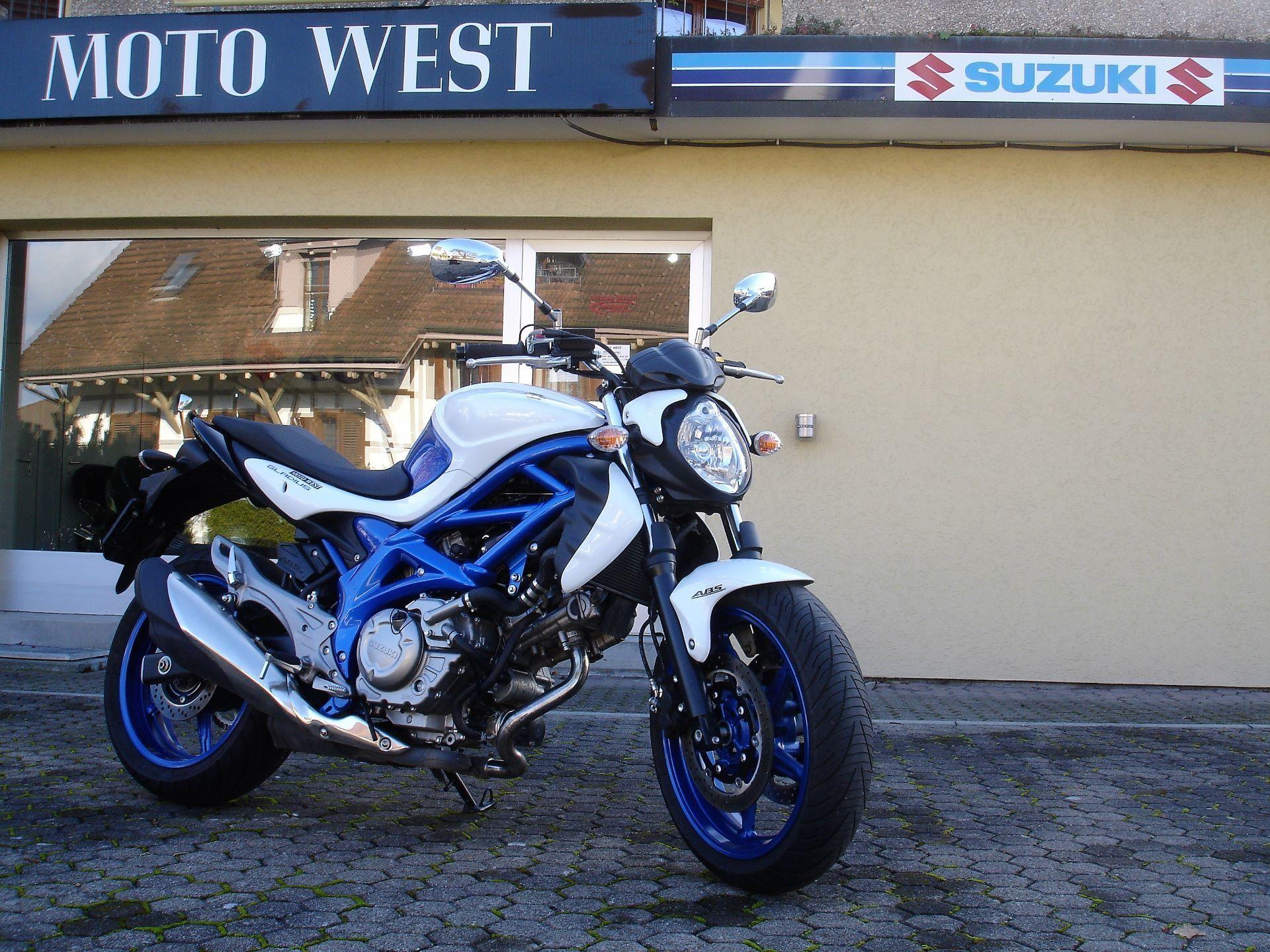 suzuki sfv 650 a abs gladius moto west waltenschwil