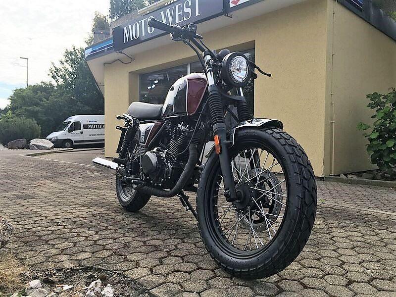 motorrad neufahrzeug kaufen brixton bx 125 classic moto west waltenschwil. Black Bedroom Furniture Sets. Home Design Ideas