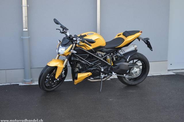 Motorrad kaufen DUCATI 848 Streetfighter Vorführmodell