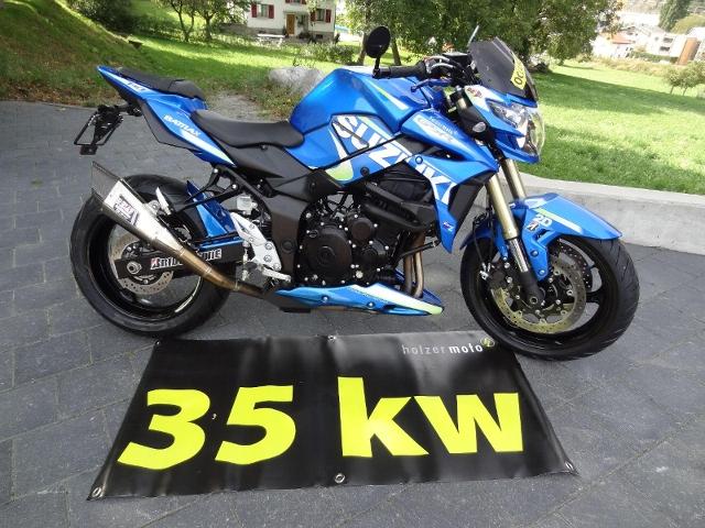 Motorrad kaufen SUZUKI GSR 750 A ABS 35kW Occasion