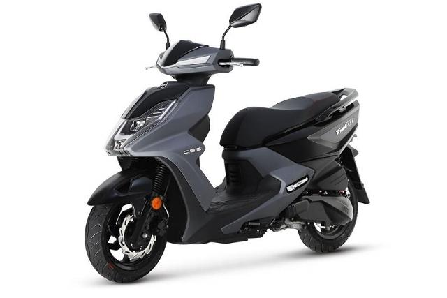 Motorrad kaufen SYM FNX 125 Neufahrzeug