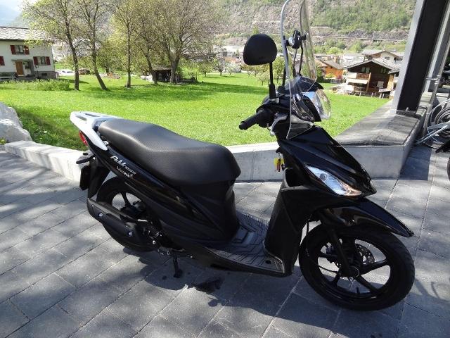 Motorrad kaufen SUZUKI UK 110 Address Vorführmodell