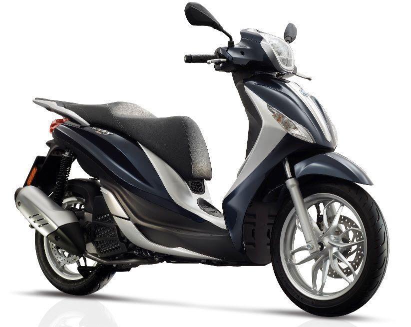 Motorrad Mieten & Roller Mieten PIAGGIO Medley 125 iGet ABS
