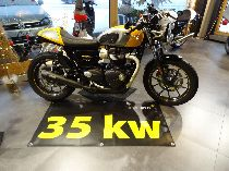 Töff kaufen TRIUMPH Street Cup 900 ABS Showbike Retro