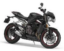 Motorrad Mieten & Roller Mieten TRIUMPH Street Triple 765 RS (Naked)
