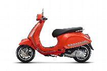 Motorrad Mieten & Roller Mieten PIAGGIO Vespa Primavera 125 (Roller)