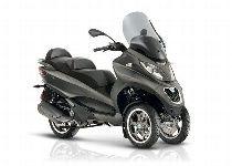 Motorrad Mieten & Roller Mieten PIAGGIO MP3 300 LT ABS (Roller)