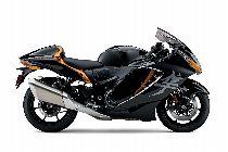 Motorrad Mieten & Roller Mieten SUZUKI GSX 1300 RR Hayabusa (Sport)