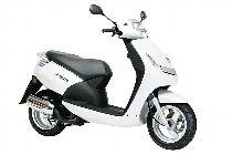 Motorrad Mieten & Roller Mieten PEUGEOT Vivacity 50 N IL (Roller)