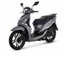 Motorrad Mieten & Roller Mieten SYM Symphony ST 125 (Roller)