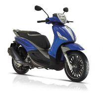 Motorrad Mieten & Roller Mieten PIAGGIO Beverly 350 i.e. ABS (Roller)