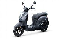 Motorrad Mieten & Roller Mieten SYM Mio 115 (Roller)