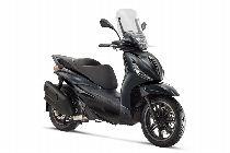 Motorrad Mieten & Roller Mieten PIAGGIO Beverly 400 HPE (Roller)