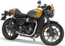 Motorrad Mieten & Roller Mieten TRIUMPH Street Cup 900 ABS (Retro)
