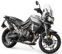 Motorrad Mieten & Roller Mieten TRIUMPH Tiger 800 XR (Enduro)