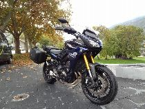 Motorrad kaufen Occasion YAMAHA MT 09 A ABS Tracer (naked)