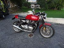 Motorrad kaufen Vorführmodell TRIUMPH Thruxton 1200 ABS (retro)