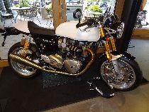 Motorrad kaufen Occasion TRIUMPH Thruxton 1200 R (retro)