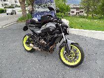 Motorrad kaufen Occasion YAMAHA MT 07 ABS (naked)