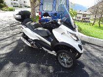 Motorrad kaufen Occasion PIAGGIO MP3 500 LT ABS (roller)