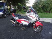 Motorrad kaufen Occasion KYMCO Xciting 500i (roller)
