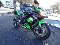 Motorrad kaufen Vorführmodell KAWASAKI Ninja 650 ABS (sport)