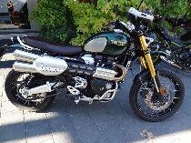 Motorrad kaufen Occasion TRIUMPH Scrambler 1200 McQueen Limited Edition (retro)