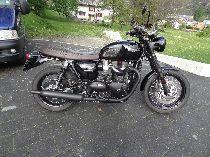 Töff kaufen TRIUMPH Bonneville T120 1200 Black Retro