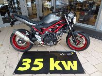 Motorrad kaufen Vorführmodell SUZUKI SV 650 U ABS (touring)
