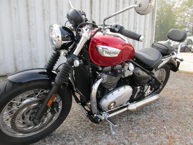 Motorrad kaufen TRIUMPH Bonneville 1200 Speedmaster Touring Occasion