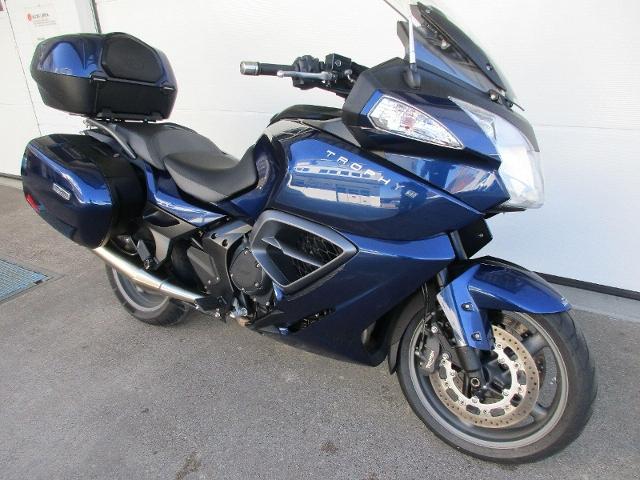 Motorrad kaufen TRIUMPH Trophy 1200 ABS SE Occasion