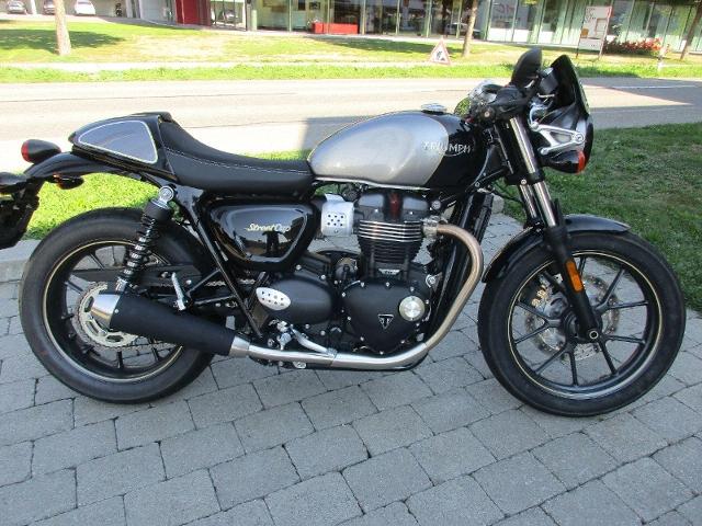 Motorrad kaufen TRIUMPH Street Cup 900 ABS Occasion