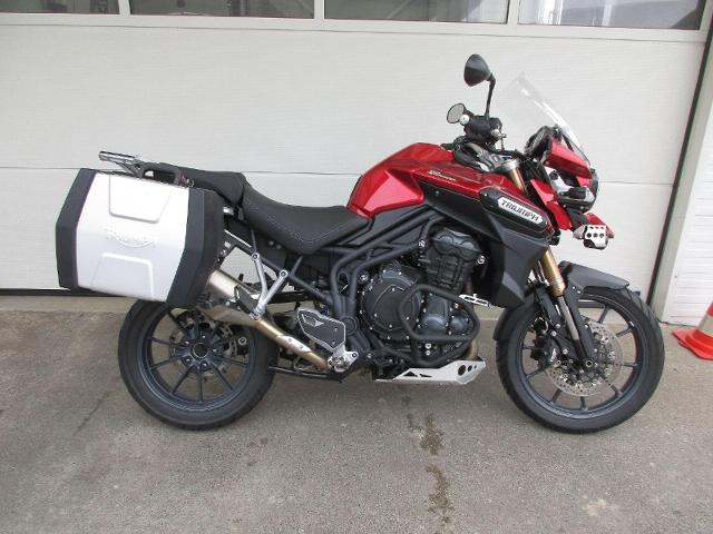 Motorrad kaufen TRIUMPH Tiger 1200 Explorer ABS XRX Occasion