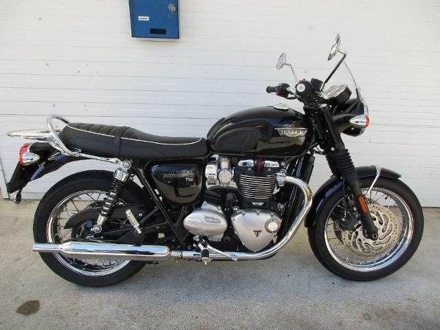 Motorrad kaufen TRIUMPH Bonneville T120 1200 ABS Occasion
