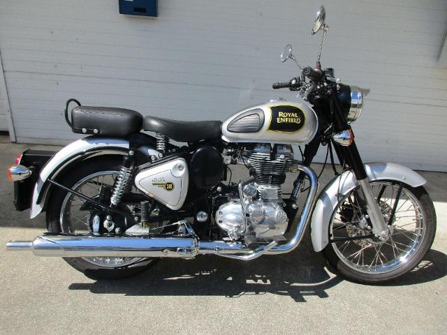 Motorrad kaufen ROYAL-ENFIELD Bullet 500 EFI Classic Occasion