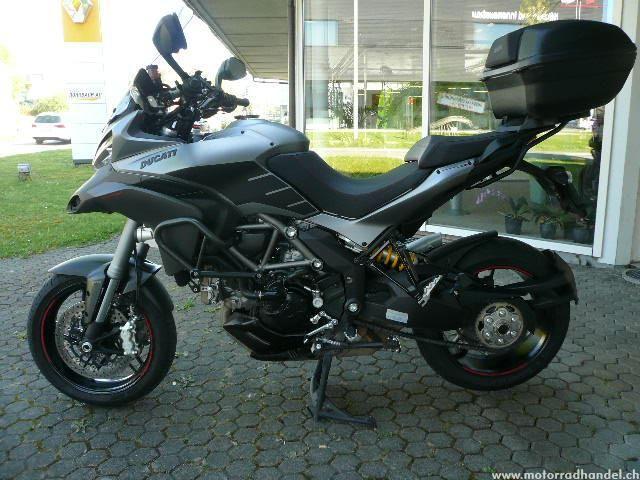 Motorrad kaufen DUCATI 1200 Multistrada ABS Gran Tourismo Occasion