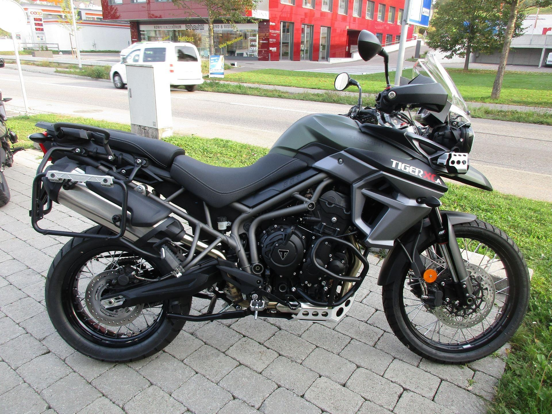 moto neuve acheter triumph tiger 800 xca abs touring motoria gmbh wohlen. Black Bedroom Furniture Sets. Home Design Ideas
