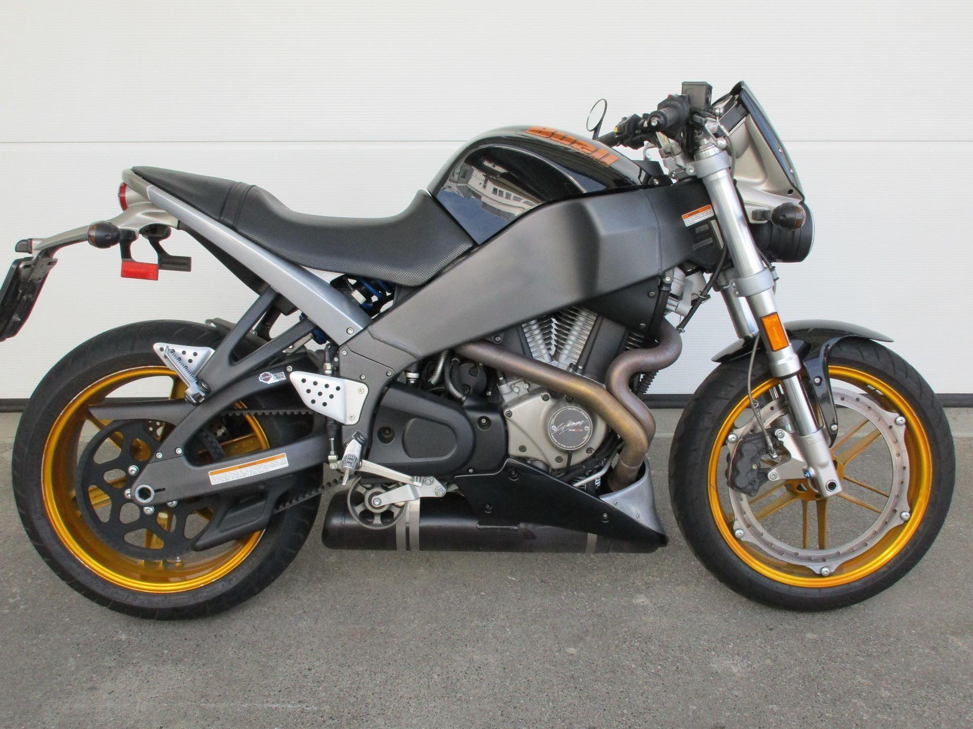 Motorrad Occasion kaufen BUELL XB12S 1200 Lightning