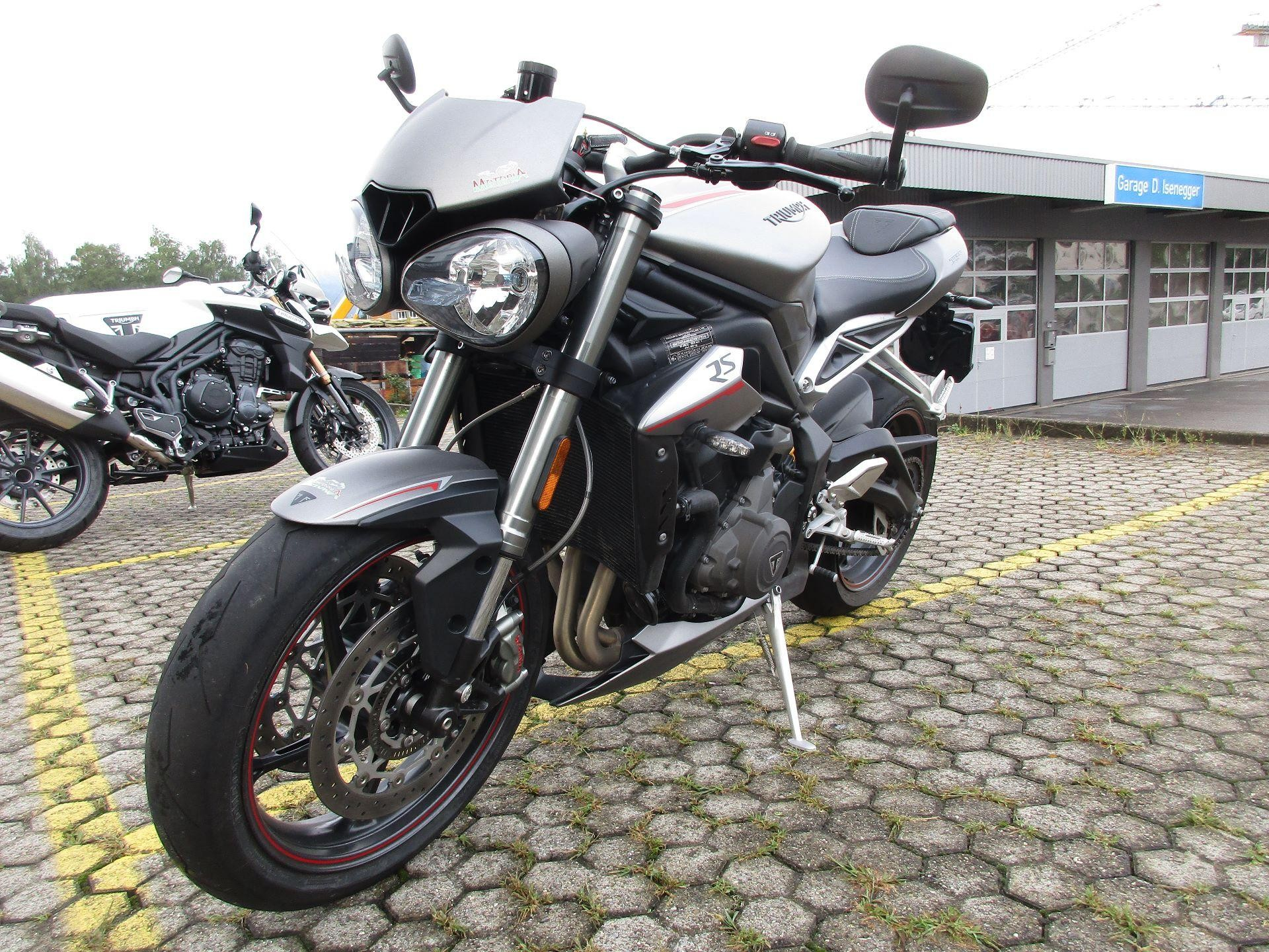 triumph street triple 765 rs motoria gmbh wohlen. Black Bedroom Furniture Sets. Home Design Ideas