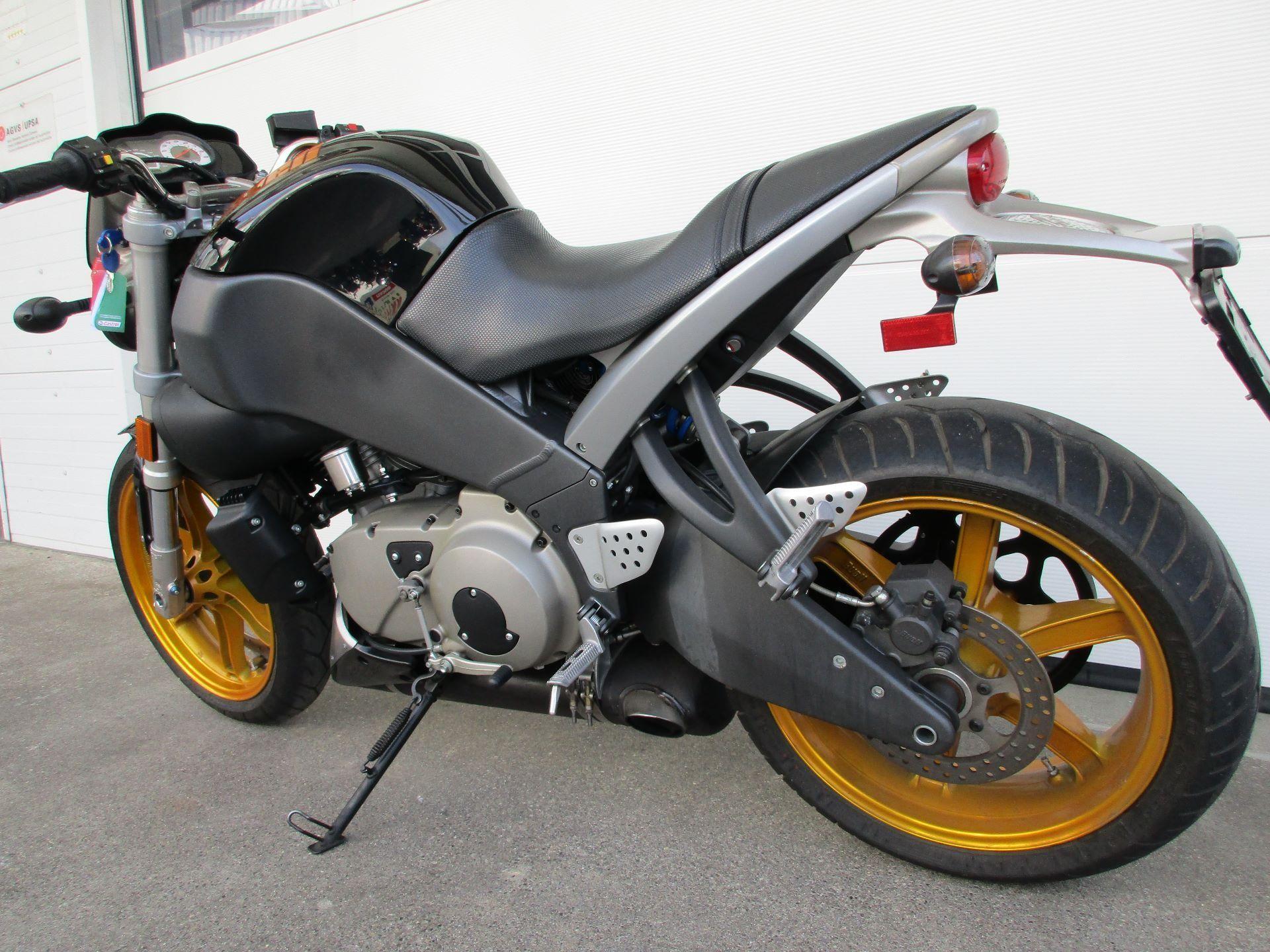 Motorrad Occasion kaufen BUELL XB12S 1200 Lightning TT