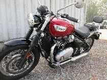 Acheter une moto Occasions TRIUMPH Bonneville 1200 Speedmaster (custom)