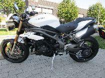 Motorrad kaufen Occasion TRIUMPH Speed Triple 1050 S (naked)