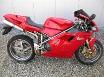 Töff kaufen DUCATI 996 S Mono alle
