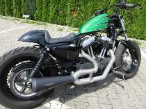 Töff kaufen HARLEY-DAVIDSON XL 1200 X Sportster Forty Eight ABS alle