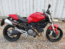 Motorrad kaufen Occasion DUCATI 696 Monster 23kW ABS (naked)