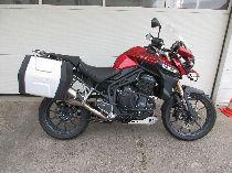 Motorrad kaufen Occasion TRIUMPH Tiger 1200 Explorer ABS (touring)