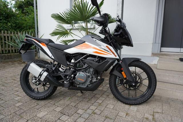 Motorrad kaufen KTM 390 Adventure Occasion