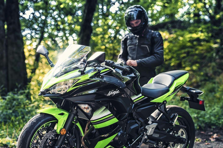 [Ninja 650 ABS/ABS KRT Edition]ミドルニンジャの国内仕様がいよいよ登場 | カワサキイチバン