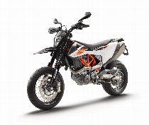 Motorrad Mieten & Roller Mieten KTM 690 SMC R Supermoto (Supermoto)